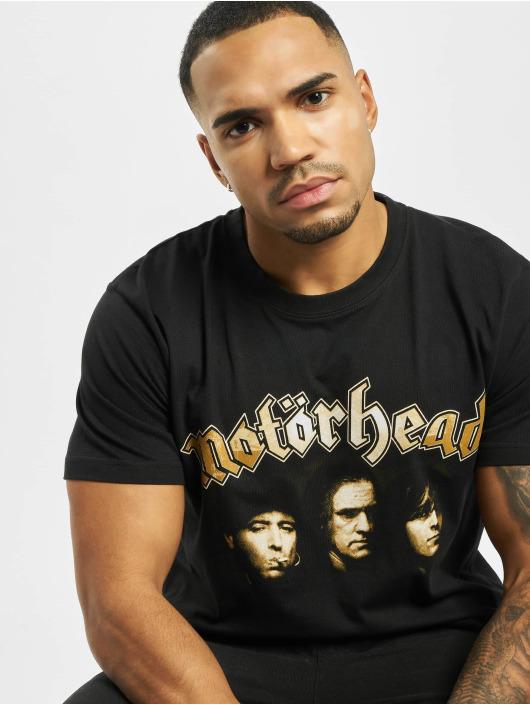 Merchcode t-shirt Motörhead Band zwart