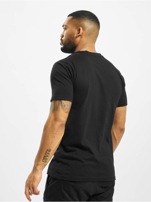 Merchcode t-shirt Michael Jackson Bad zwart