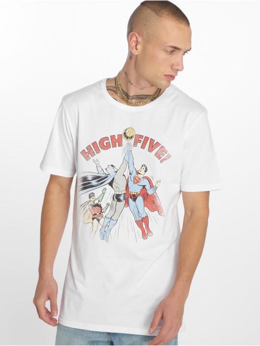 Merchcode T-Shirty Jl High Five bialy