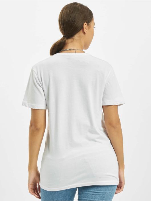 Merchcode T-Shirty Frida Kahlo Born bialy