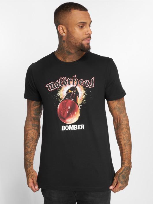 Merchcode T-Shirty Motörhead Bomber czarny