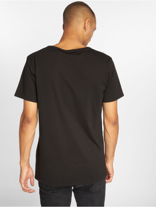 Merchcode T-Shirty Taz czarny