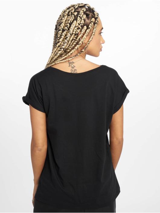 Merchcode T-Shirty Friends Logo czarny