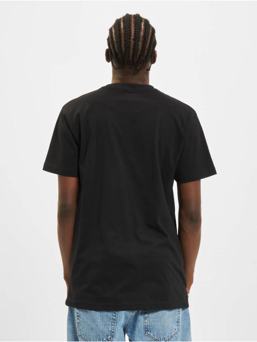Merchcode T-Shirty Kurt czarny