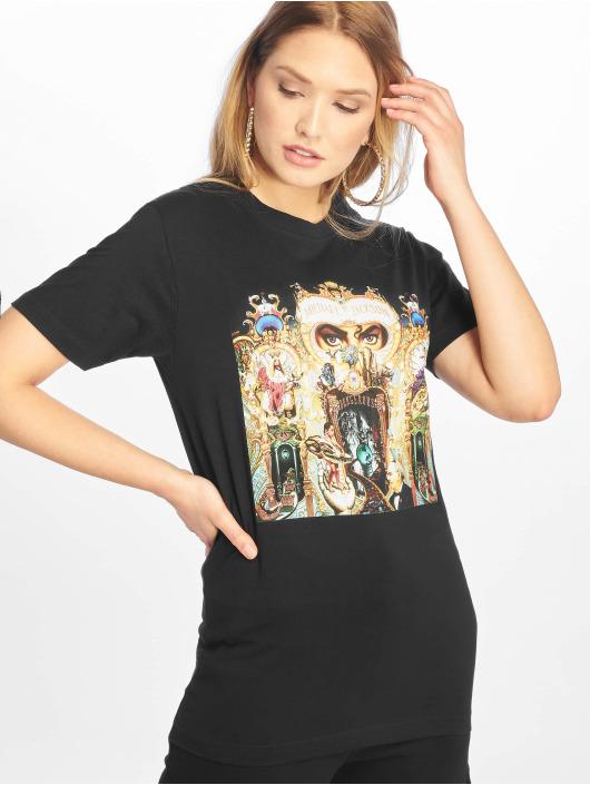 Merchcode T-Shirty Michael Jackson Dangerous czarny