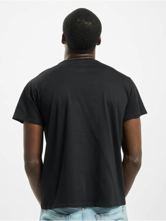 Merchcode T-Shirty Lion King Logo czarny