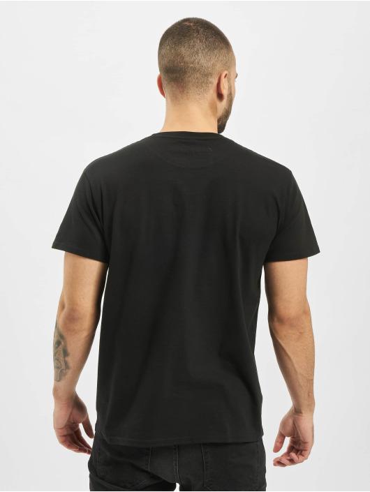 Merchcode T-Shirty Coca Cola Polarbears czarny
