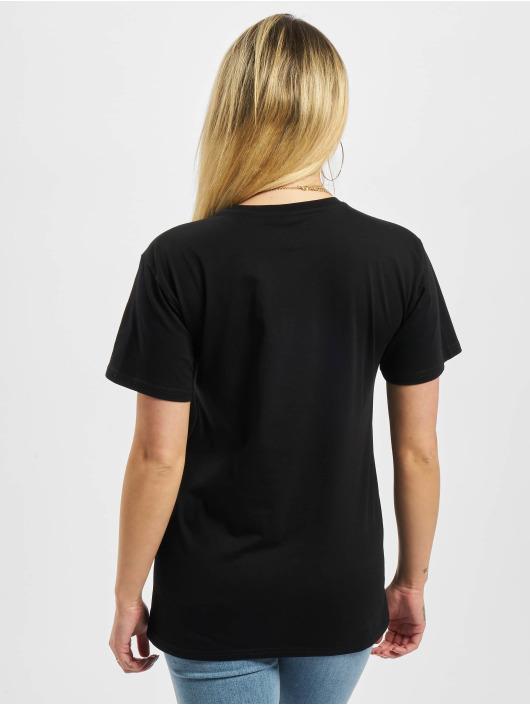 Merchcode T-Shirty Ladies E.T. Face czarny