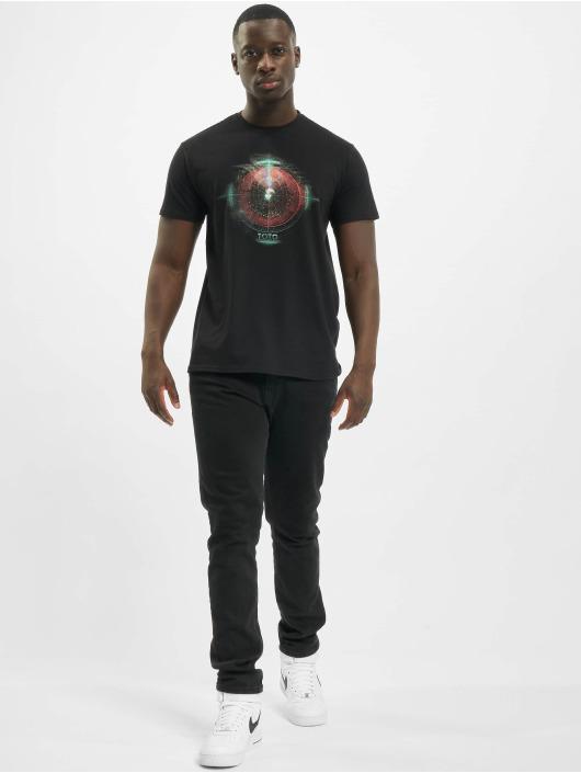 Merchcode T-Shirty Toto Trips czarny