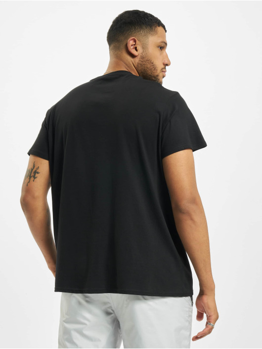 Merchcode T-Shirty Linkin Park Living Things czarny