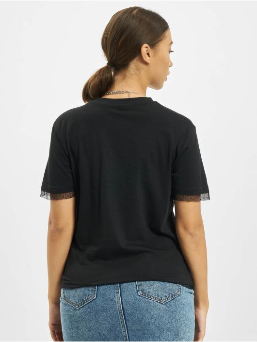 Merchcode T-Shirty My Chemical Romance Shrine Angel Laces czarny