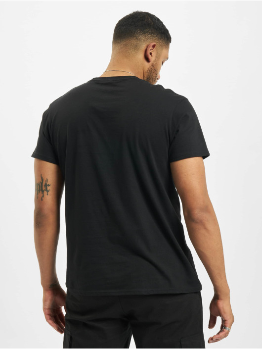Merchcode T-Shirty Motörhead Bad Magic czarny