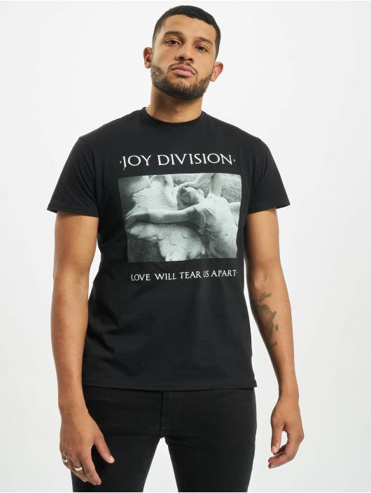 Merchcode T-Shirty Joy Division Tear Us Apart czarny