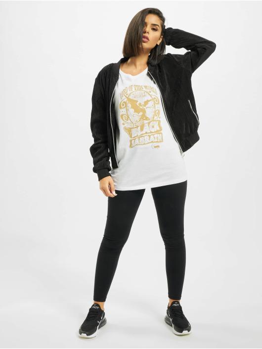 Merchcode T-skjorter Ladies Black Sabbath LOTW hvit