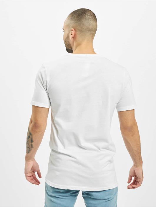 Merchcode T-skjorter Gorillaz Tank hvit