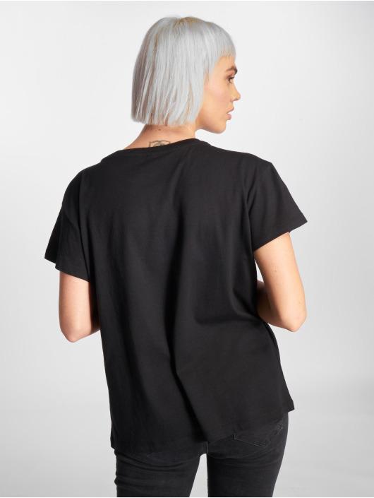 Merchcode T-skjorter Ladies Linkin Park Tiger Box svart