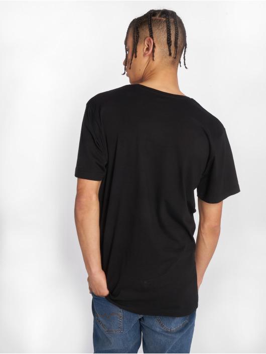 Merchcode T-skjorter Ice Cube Raiders svart