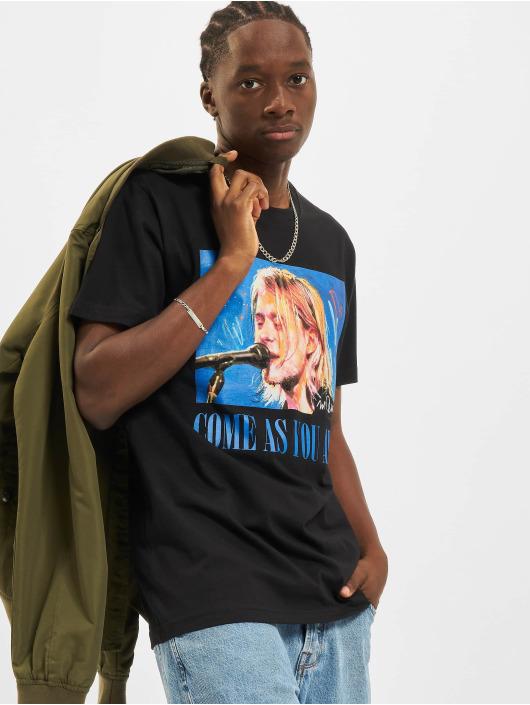 Merchcode T-skjorter Kurt svart
