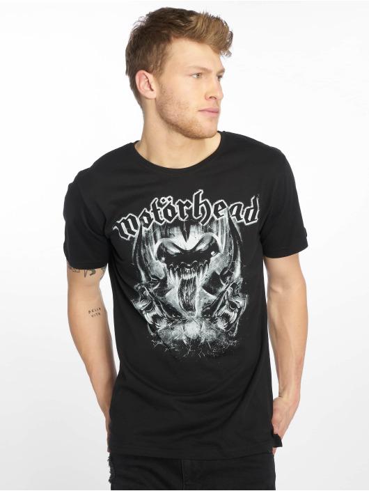 Merchcode T-skjorter Motörhead Warpig svart