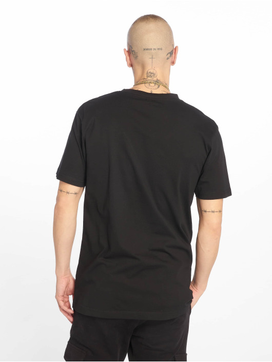Merchcode T-skjorter Notorious B.I.G. Crown svart