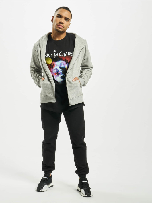 Merchcode T-skjorter Alice In Chains Facelift svart
