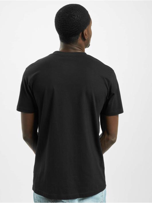 Merchcode T-skjorter Gucci Mane Leopard svart
