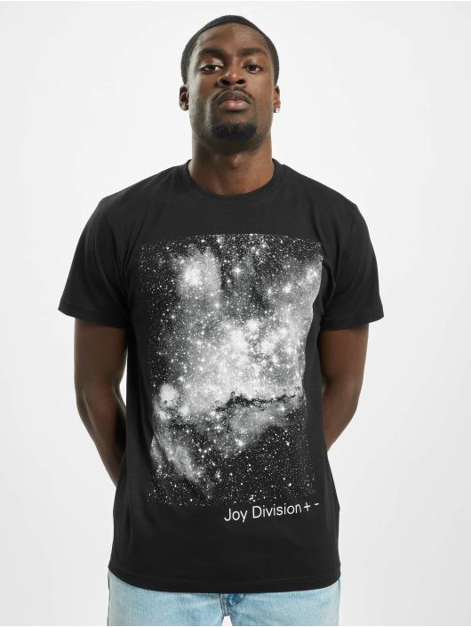 Merchcode T-skjorter Joy Division svart