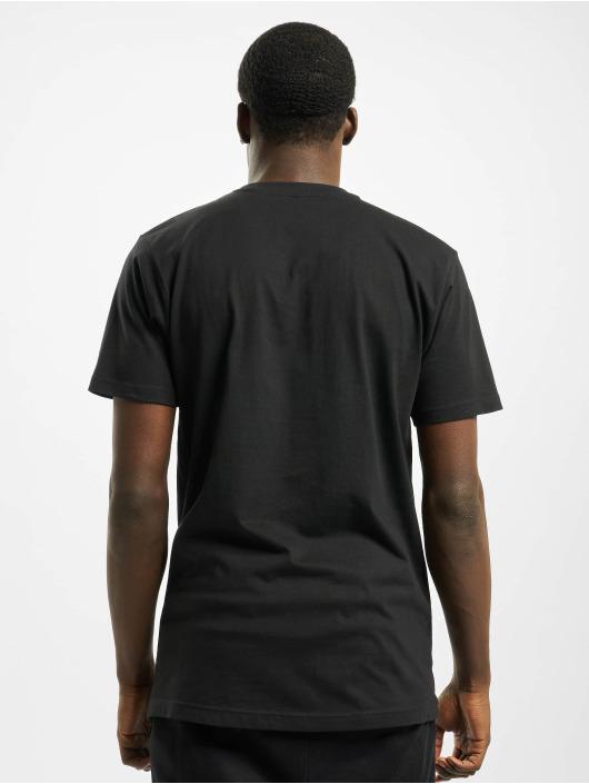 Merchcode T-skjorter Jimi Hendrix Experience svart