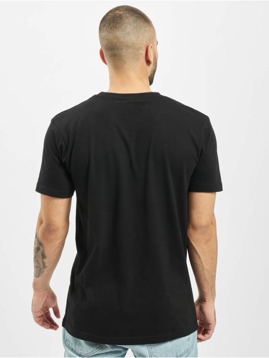 Merchcode T-skjorter Michael Jackson Thriller Portrait svart