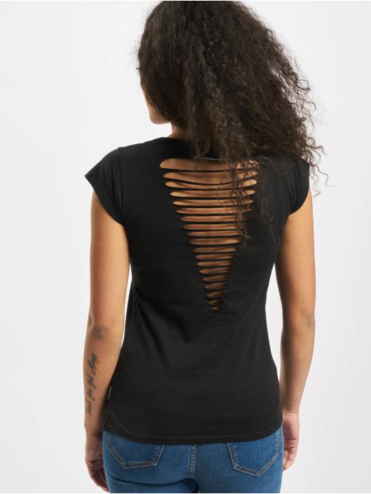 Merchcode T-skjorter Ladies Motörhead Warpig Skul svart