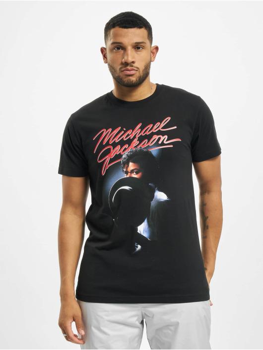 Merchcode T-skjorter Michael Jackson svart