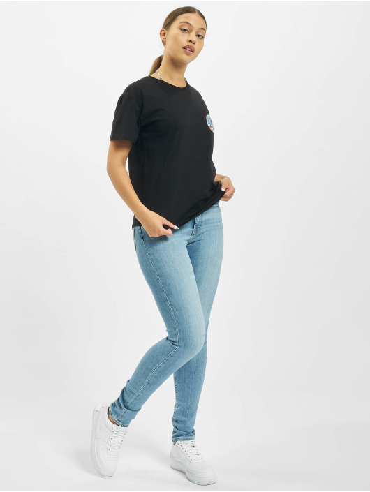 Merchcode T-skjorter Where Is Wally Space svart