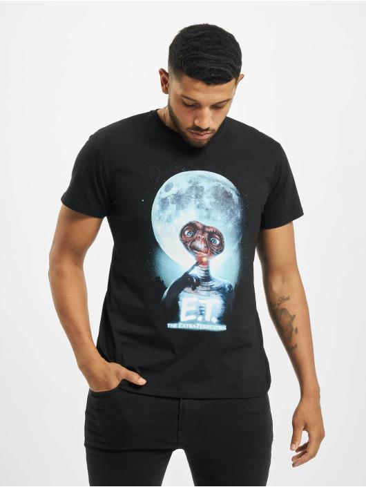 Merchcode T-skjorter E.t. Face svart