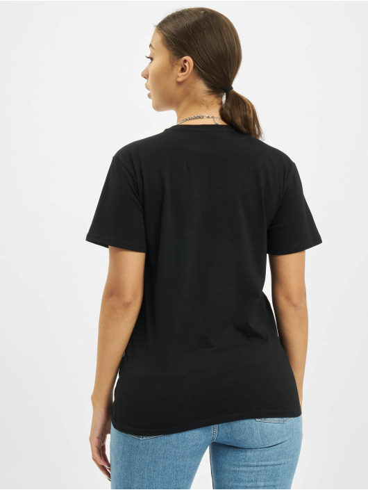 Merchcode T-skjorter Star Wars Princess Leia Organa svart