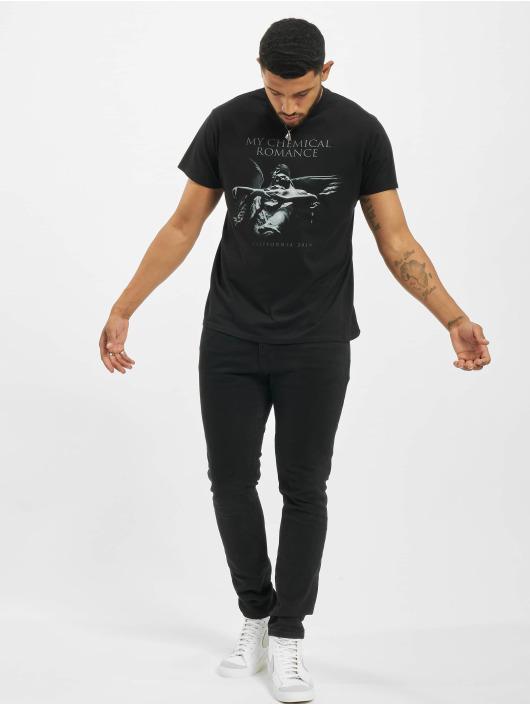 Merchcode T-skjorter My Chemical Romance Shrine Angel svart
