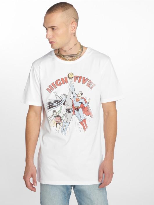 Merchcode Tričká Jl High Five biela