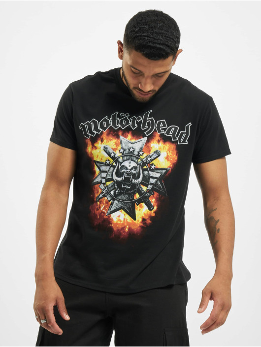 Merchcode Trika Motörhead Bad Magic čern