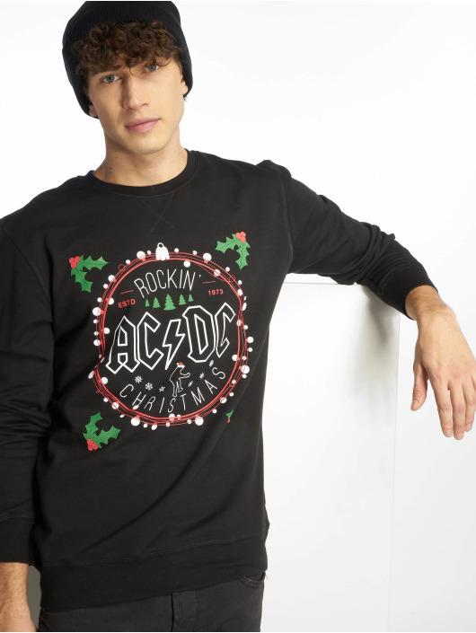 Merchcode trui ACDC Christmas zwart