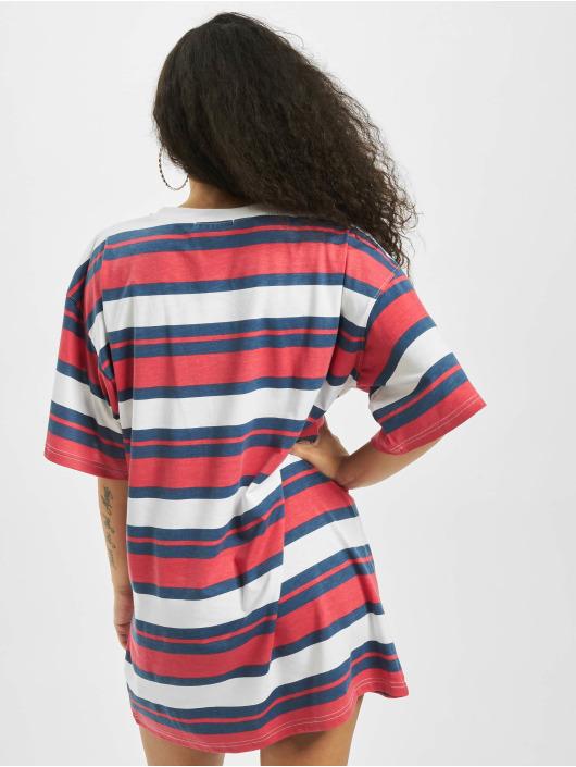 Missguided Šaty Oversized Shortsleeve Original T-Shirt èervená