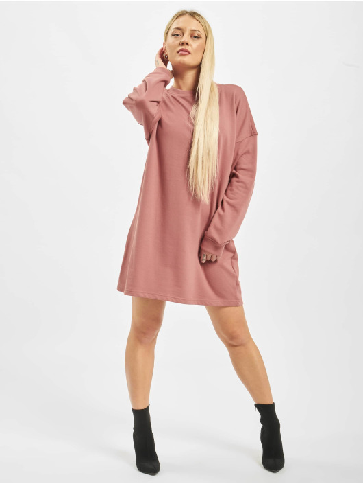 Missguided Šaty Basic pink