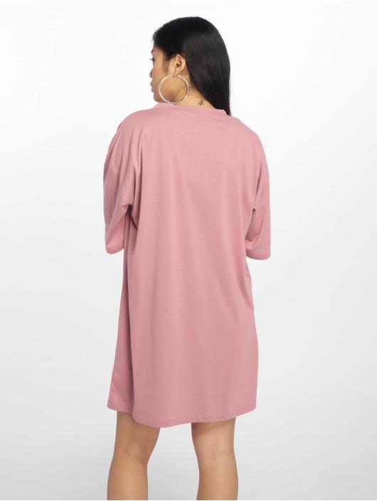 Missguided Šaty Calabasas růžový