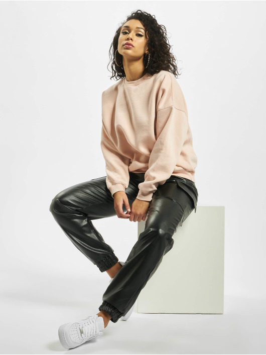Missguided Пуловер Washed бежевый