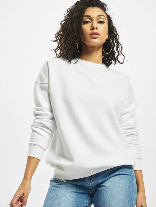 Missguided Пуловер Basic Oversized белый