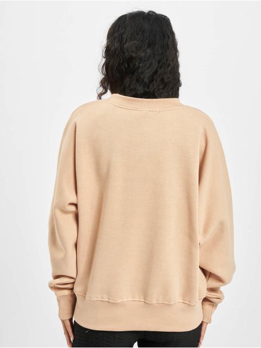 Missguided Пуловер Oversize розовый