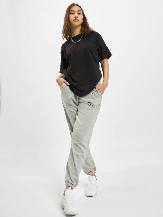 Missguided Спортивные брюки 90s Oversized серый