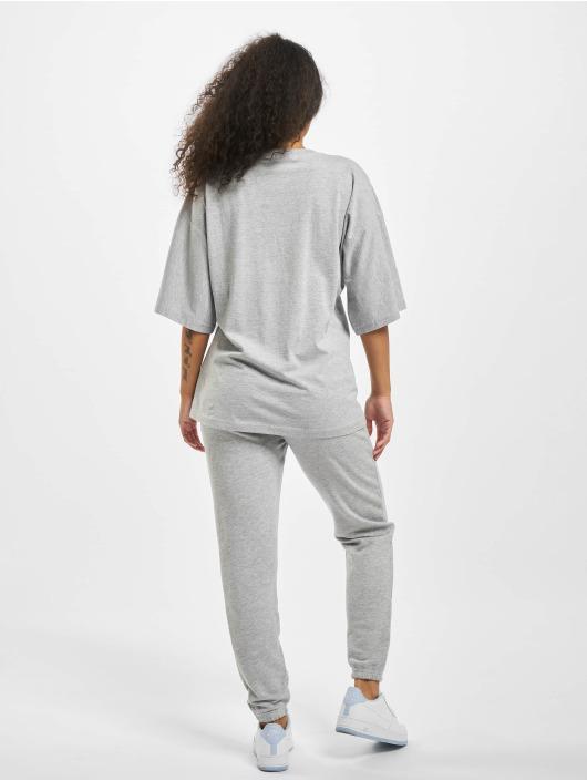 Missguided Спортивные костюмы T-Shirt серый