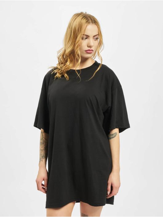 Missguided Abito Oversized Shortsleeve T-Shirt Heaven Sent nero