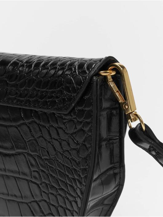 Missguided Bag Mini Ring Detail black