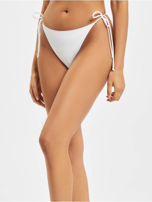Missguided Bikini Tie Side Bikini white