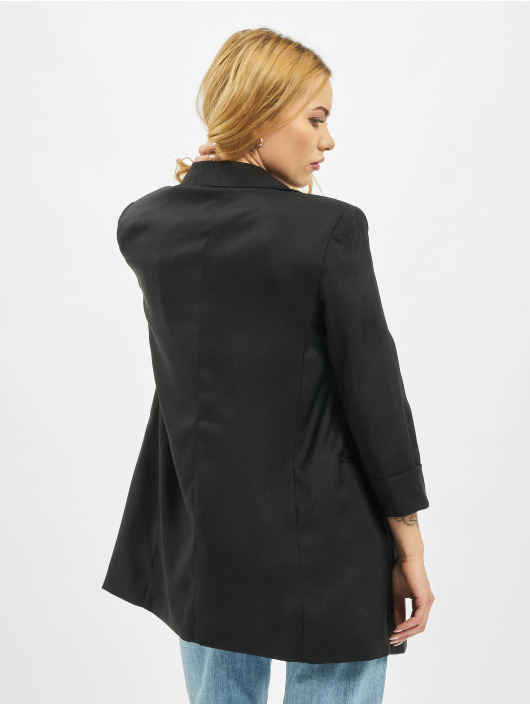 Missguided Blazer Pricepoint nero